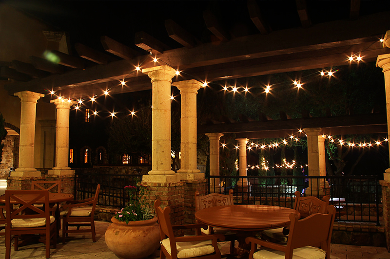 Trellis Lighting Design